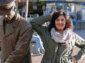 Francisca Ramírez, operaria limpieza viaria Madrid