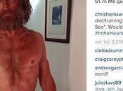 Chris Hemsworth pierde peso músculos
