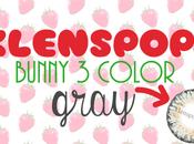 Review Bunny Color Gray [KLENSPOP]
