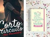 Ganadores MEGA SORTEO: ejemplares firmados Cortocircuito agendas way!