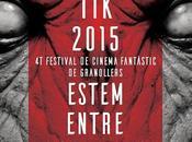 Cobertura Festival Cine Fantástico Granollers 2015