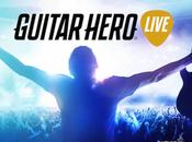 Nuevas canciones llegan Guitar Hero Live