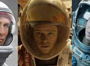 """Interstellar"", ""Marte"", ""Gravity"": ciencia ficción espacial"