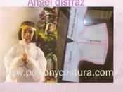 ángel disfraz.Tema