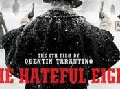 Primer cartel oficial para 'The Hateful Eight'