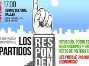 Debate económico Centro Cultural Galileo