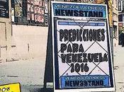 Predicciones para Venezuela 2016 Mitos posmodernos