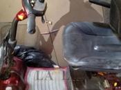 Policía Nacional Melilla recupera scooter robado