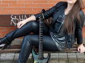 Outfit Leggins Guitarras Rock Roll