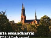 ruta escandinava: uppsala (fin trayecto)