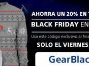 PlayStation Gear lanza oferta Black Friday