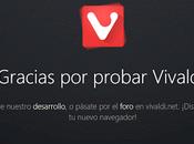 ¿Qué bueno Vivaldi navegador adaptable supera Chrome