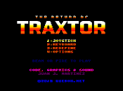 disponible conversión Return Traxtor para Amstrad