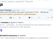 "nuevo gusta"" Twitter"