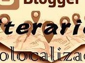 Bloggeros literarios geolocalizados. pudiéramos saber cuántos bloggeros nuestra ciudad?
