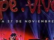 Alejandro Sanz publica nuevo disco directo, 'Sirope VIVO'