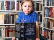 Niño años autismo muestra signos comunicarse telepáticamente