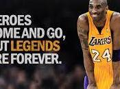 "Kobe Bryant: ""Dear basketball"""