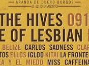 Sonorama Ribera 2016: Hives, Love Lesbian, Izal, Carlos Sadness, 091...