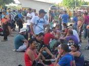 Costa Rica, México Guatemala buscan mañana solución para migrantes cubanos