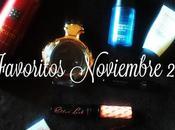 Favoritos Noviembre 2015