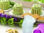 Gelatina fresca vegetales
