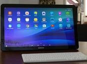 Samsung estrena Galaxy View 'supertableta' pantalla grande mercado