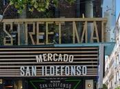 Mercado Ildefonso: callejeando Malasaña