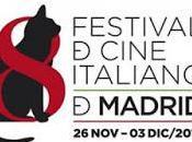 Viii festival cine italiano madrid. madre.