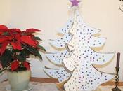 Árbol Navidad Cartón para hacer niños