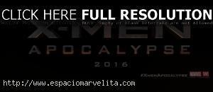 X-Men: Apocalipsis. Clasificación duración primer tráiler