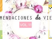 Recomendaciones viernes Vol.XI