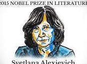 Alfred Nobel Svetlana Alexievich