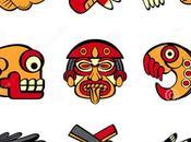 Simbolos Aztecas Diseños Para Distintos Tipos Negocios