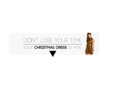 Your christmas dress