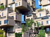 Habitat Montreal, Moshe Safdie
