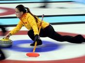Curling; deporte aburrido mundo.