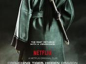 "Póster trailer v.o. español ""crouching tiger, hiddel dragon: sword destiny"""