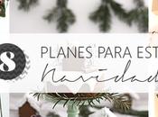 planes para estas Navidades