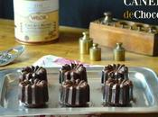 Canelés Chocolate