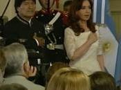 Cristina Kirchner culmina doce años gobierno acto junto Morales.