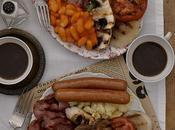 Desayuno inglés casero