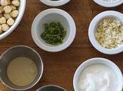 Falafel salsa blanca