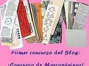 CONCURSO MARCAPAGINASBLOG: BURBUJA LIBROS ...