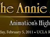 nominados Annie Awards