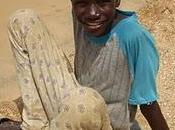 niños perdidos Senegal.