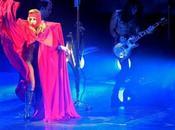 ¡Lady Gaga cambió hasta diez veces ropa!
