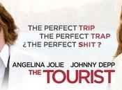 crítica suspende Johnny Depp Angelina Tourist