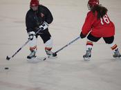 Hockey hielo para todas Logroño