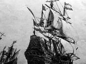 Galeón José, barco insignia Armada española.